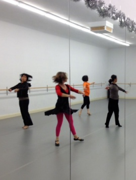 Photo: Adult Ballet, San Francisco